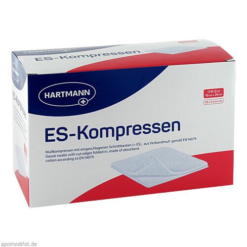 ES-Kompressen steril 10x20cm Großpackung, 20X5 ST, Paul Hartmann AG