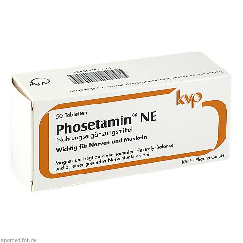 Phosetamin NE, 50 ST, Köhler Pharma GmbH