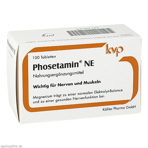 Phosetamin NE, 100 ST, Köhler Pharma GmbH