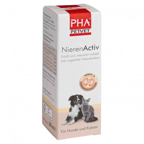 PHA NierenActiv für Katzen, 30 ML, PetVet GmbH