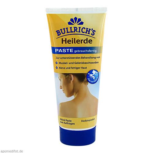 Bullrichs Heilerde Paste ohne Schachtel, 200 ML, Delta Pronatura Dr. Krauss & Dr. Beckmann KG