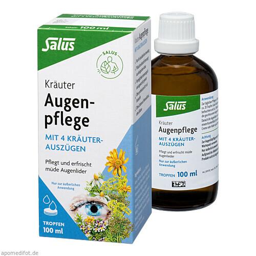 Augenpflege Kräuter Augenkosmetikum äußerl.Salus, 100 ML, Salus Pharma GmbH