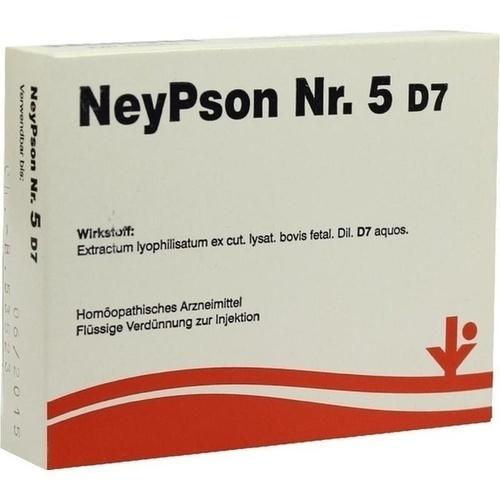 NeyPson Nr. 5 D7, 5X2 ML, Vitorgan Arzneimittel GmbH