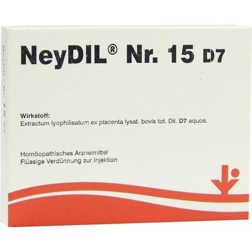 NeyDIL Nr. 15 D7, 5X2 ML, Vitorgan Arzneimittel GmbH