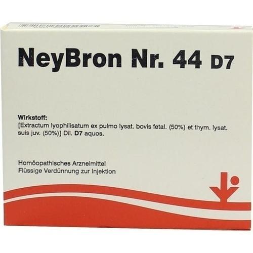 NeyBron Nr. 44 D7, 5X2 ML, Vitorgan Arzneimittel GmbH