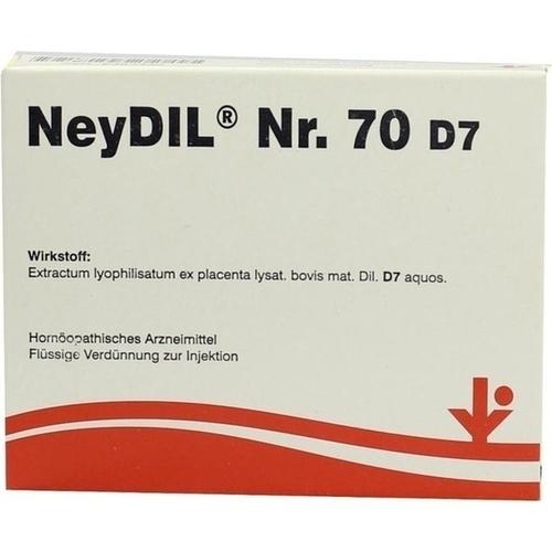 NeyDIL Nr. 70 D7, 5X2 ML, Vitorgan Arzneimittel GmbH