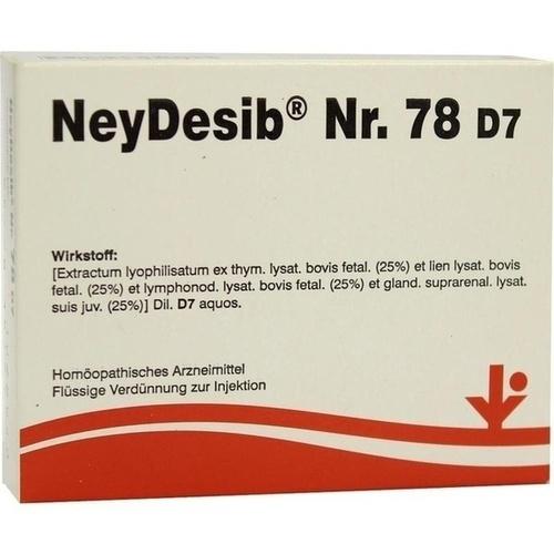 NeyDesib Nr. 78 D7, 5X2 ML, Vitorgan Arzneimittel GmbH
