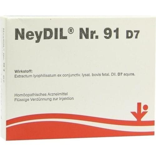 NeyDIL Nr. 91 D7, 5X2 ML, Vitorgan Arzneimittel GmbH