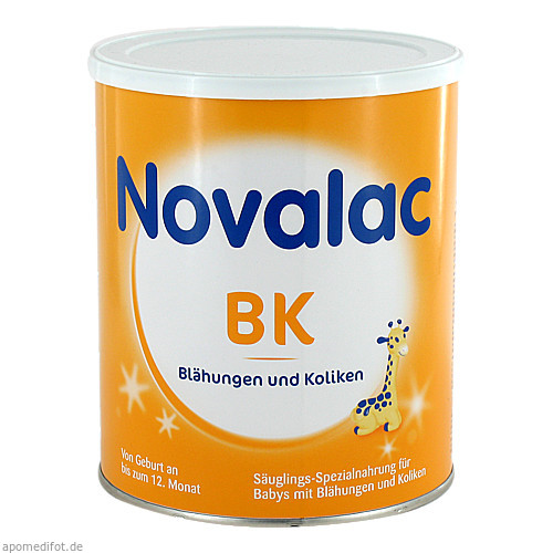 Novalac BK Säuglings-Spezialnahrung, 800 G, Careforce Pharma GmbH