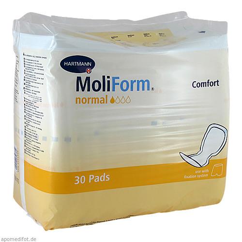 MOLIFORM Comfort normal, 30 ST, PAUL HARTMANN AG