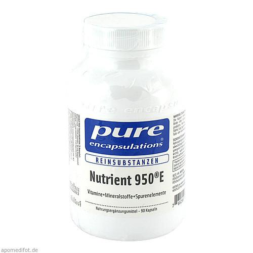 PURE ENCAPSULATIONS Nutrient 950E, 90 ST, PRO MEDICO HANDELS GMBH