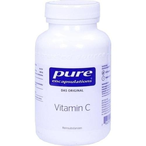 PURE ENCAPSULATIONS Vitamin C Kapseln, 90 ST, pro medico GmbH