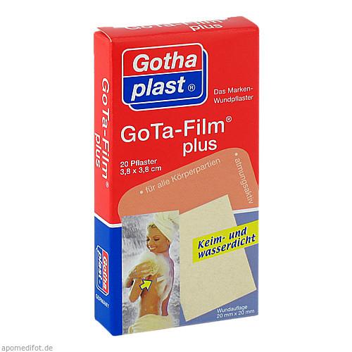 GoTa-Film plus 3.8cm x 3.8cm, 20 ST, Gothaplast GmbH
