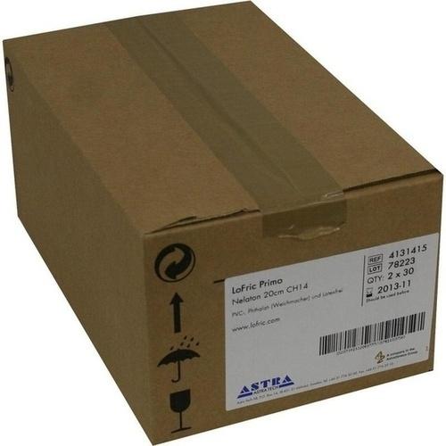 LoFric Primo Nelaton 20cm CH14, 60 ST, Dentsply IH GmbH