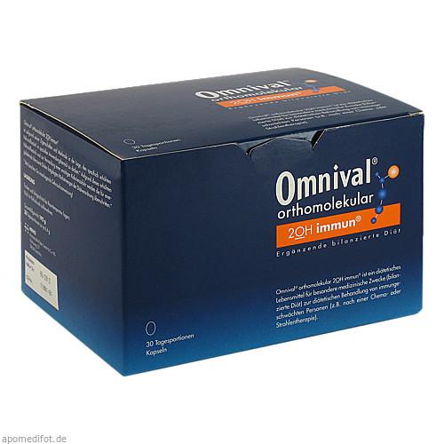 OMNIVAL orthomolekular 2OH immun 30 TP Kapseln, 150 ST, Med Pharma Service GmbH