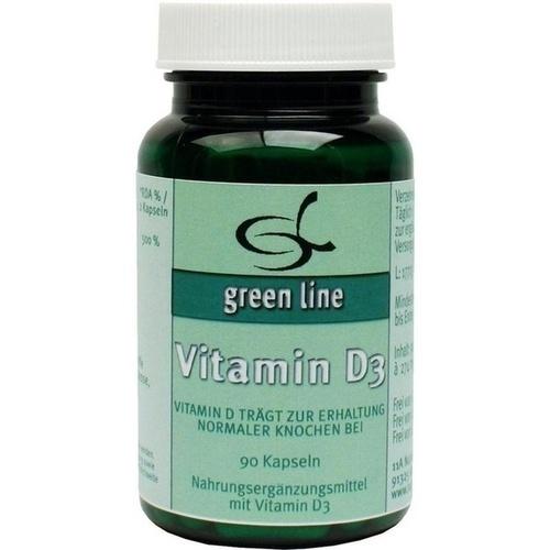 Vitamin D3, 90 ST, 11 A Nutritheke GmbH