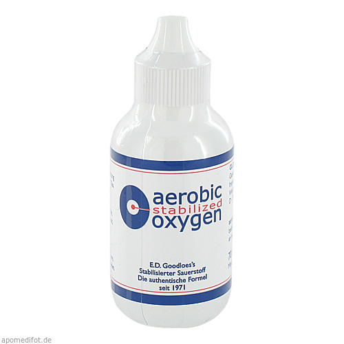 Aerobic Stabilized Oxygen, 70 ML, Globalis - Oase der Natur