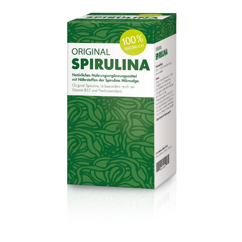 Original Spirulina, 480 ST, Pharmedix GmbH