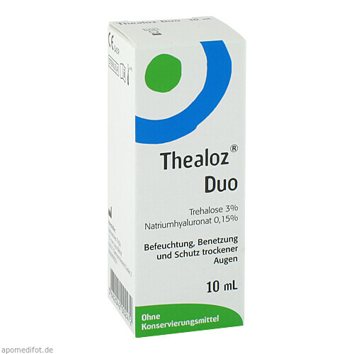 Thealoz Duo, 10 ML, Thea Pharma GmbH