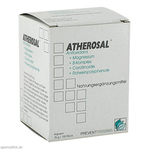 ATHEROSAL, 100 ST, Preventpharma GmbH