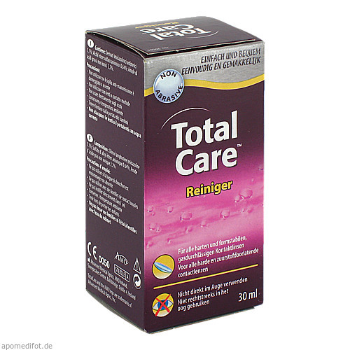 TOTALCARE REINIGER, 30 ML, Amo Germany GmbH