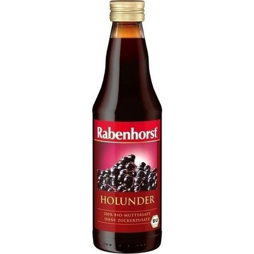 Rabenhorst Holunder Bio Muttersaft, 330 ML, Haus Rabenhorst O. Lauffs GmbH & Co. KG