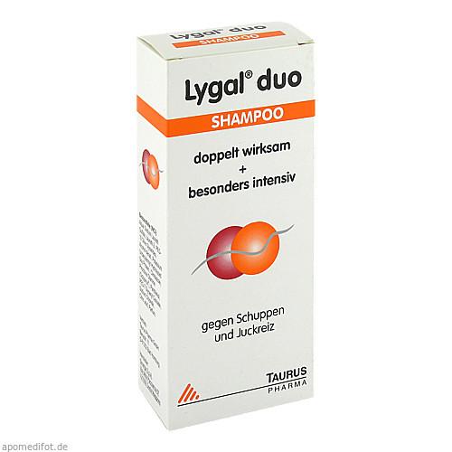 Lygal duo, 150 ML, Almirall Hermal GmbH