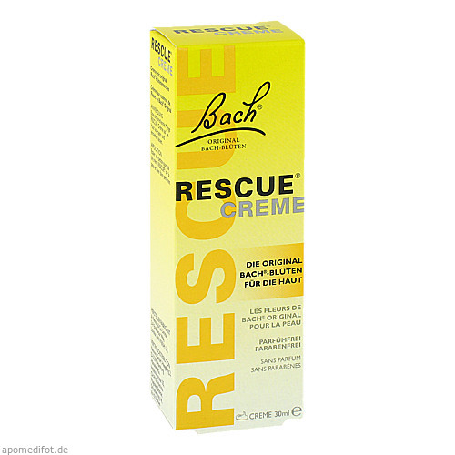 Bach Original Rescue Creme, 30 G, Nelsons GmbH