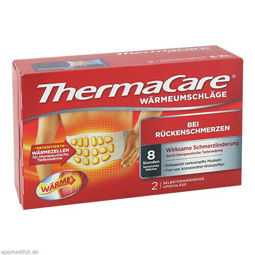 ThermaCare Rückenumschläge S-XL z.Schmerzlinderung, 2 ST, Pfizer Consumer Healthcare GmbH