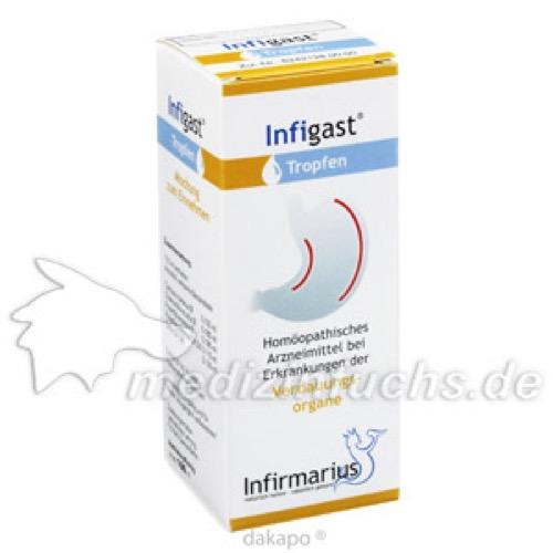 Infigast Tropfen, 100 ML, Infirmarius GmbH