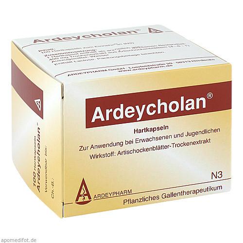 Ardeycholan, 100 ST, Ardeypharm GmbH