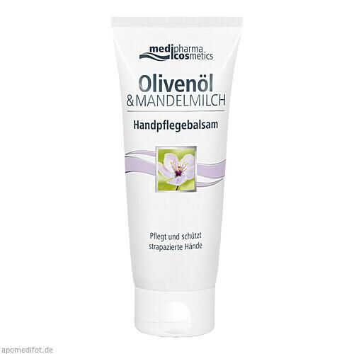Oliven-Mandelmilch Handpflegebalsam, 100 ML, Dr. Theiss Naturwaren GmbH