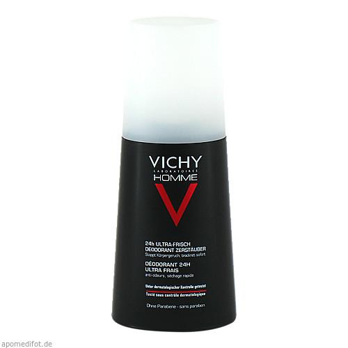 VICHY HOMME DEO ZERSTÄUBER, 100 ML, L'Oréal Deutschland GmbH