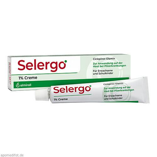 Selergo 1% Creme, 40 G, Almirall Hermal GmbH