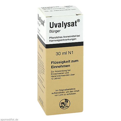 Uvalysat Bürger, 30 ML, Johannes Bürger Ysatfabrik GmbH
