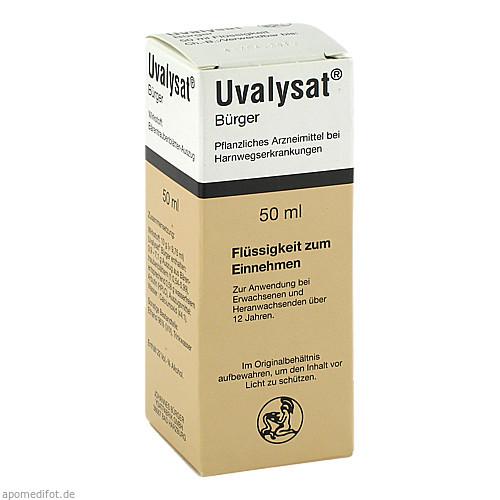 Uvalysat Bürger, 50 ML, Johannes Bürger Ysatfabrik GmbH