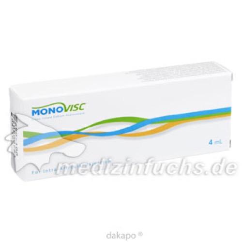 MONOVISC, 1X4 ML, Plasmaconcept AG
