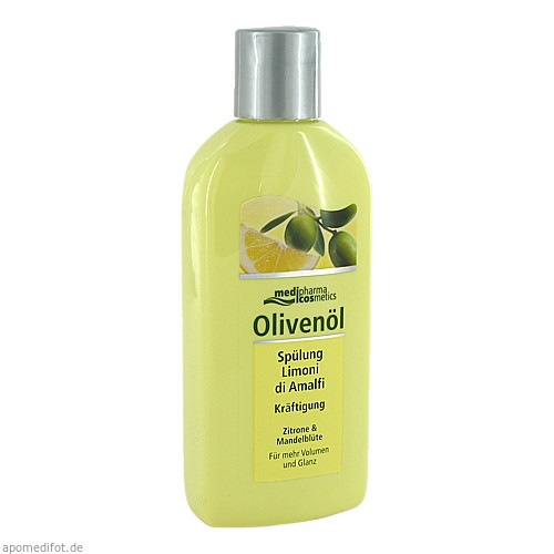 Olivenöl Spülung limoni di Amalfi Kräftigung, 200 ML, Dr. Theiss Naturwaren GmbH