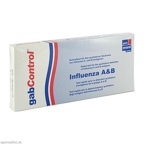 Influenza A+B, 1 ST, Gabmed GmbH
