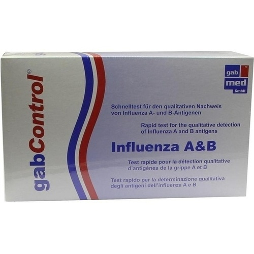 Influenza A+B, 10 ST, Abbott Rapid Diagnostics Germany GmbH