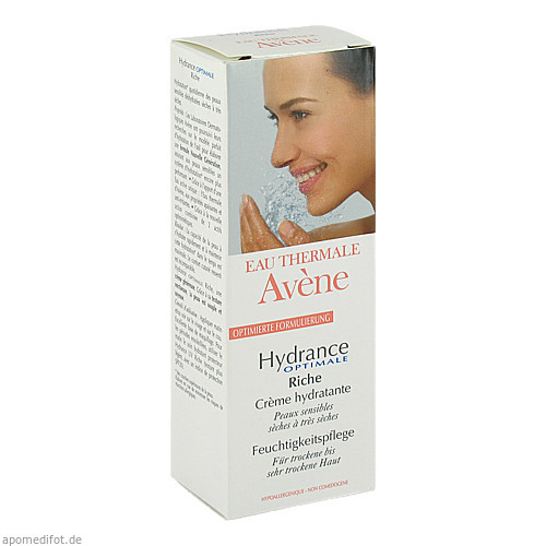 Avene Hydrance Optimale riche, 40 ML, PIERRE FABRE DERMO KOSMETIK GmbH GB - Avene
