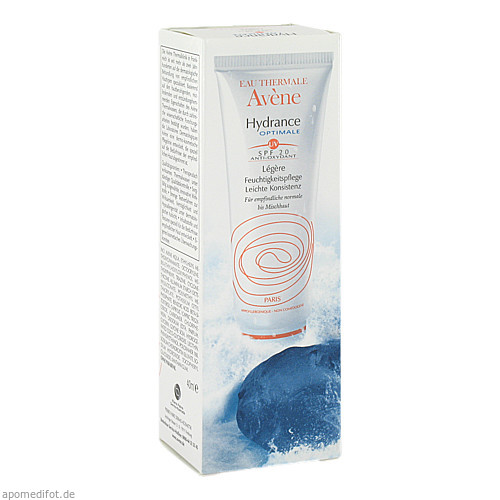 Avene Hydrance Optimale UV legere, 40 ML, PIERRE FABRE DERMO KOSMETIK GmbH GB - Avene