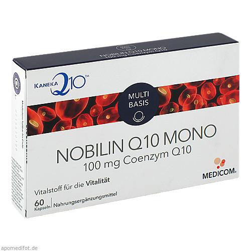 Nobilin Q10 Mono 100mg, 60 ST, Medicom Pharma GmbH