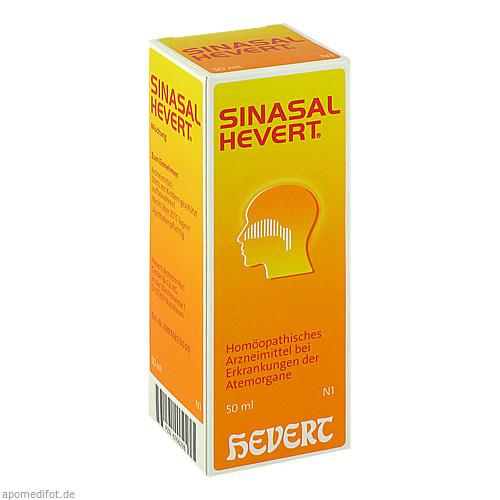 Sinasal Hevert, 50 ML, Hevert Arzneimittel GmbH & Co. KG