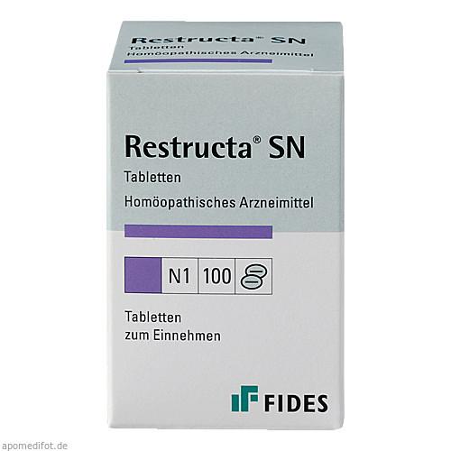 Restructa SN, 100 ST, Biologische Heilmittel Heel GmbH