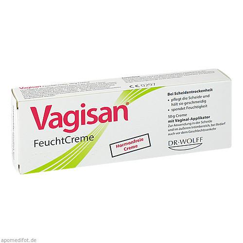 Vagisan FeuchtCreme mit Applikator, 50 G, Dr. August Wolff GmbH & Co. KG Arzneimittel