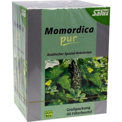 Momordica pur Asiatischer Kräutertee bio Salus, 40 ST, Salus Pharma GmbH