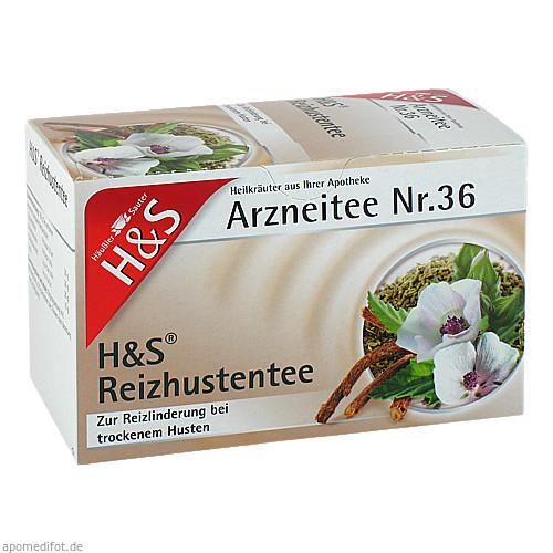 H&S Reizhustentee, 20X2.5 G, H&S Tee - Gesellschaft mbH & Co.
