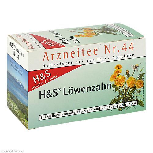 H&S Löwenzahn, 20 ST, H&S Tee - Gesellschaft mbH & Co.