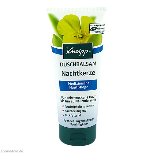 Kneipp Duschbalsam Nachtkerze, 200 ML, Kneipp GmbH
